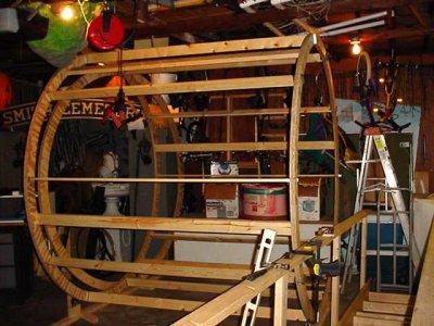 Vortex Tunnel - Halloween Ideas